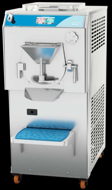 ikisi bir arada dondurma makinesi m10c